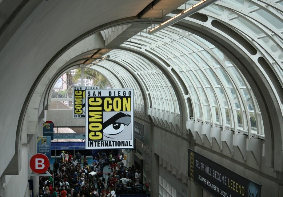 Comic-Con Hall