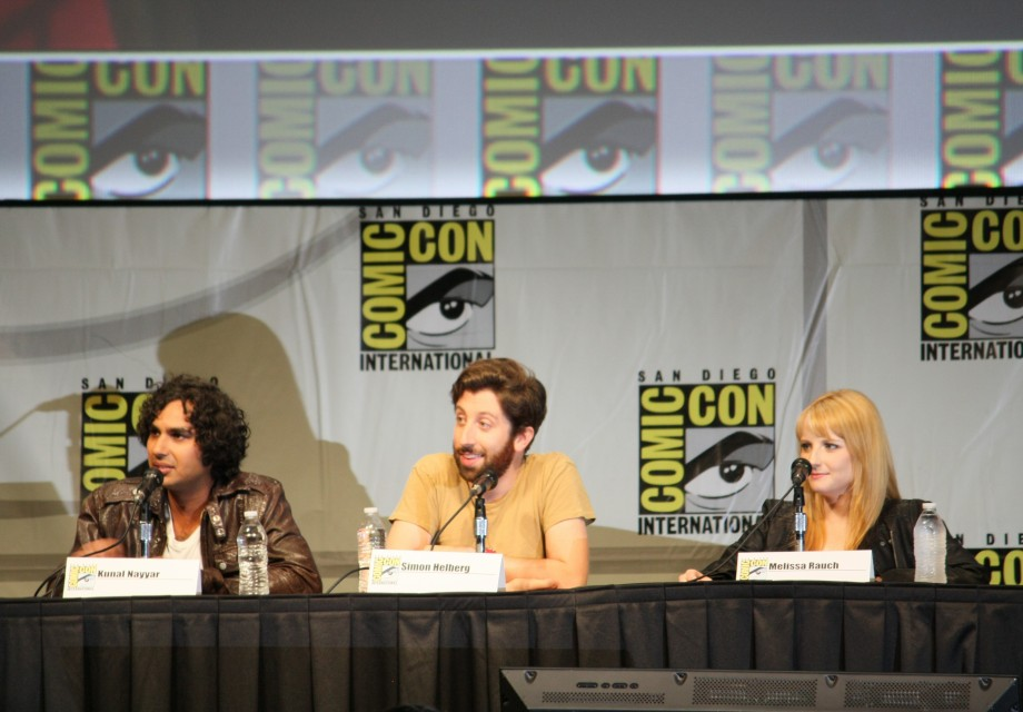 The Big Bang Theory - Panel