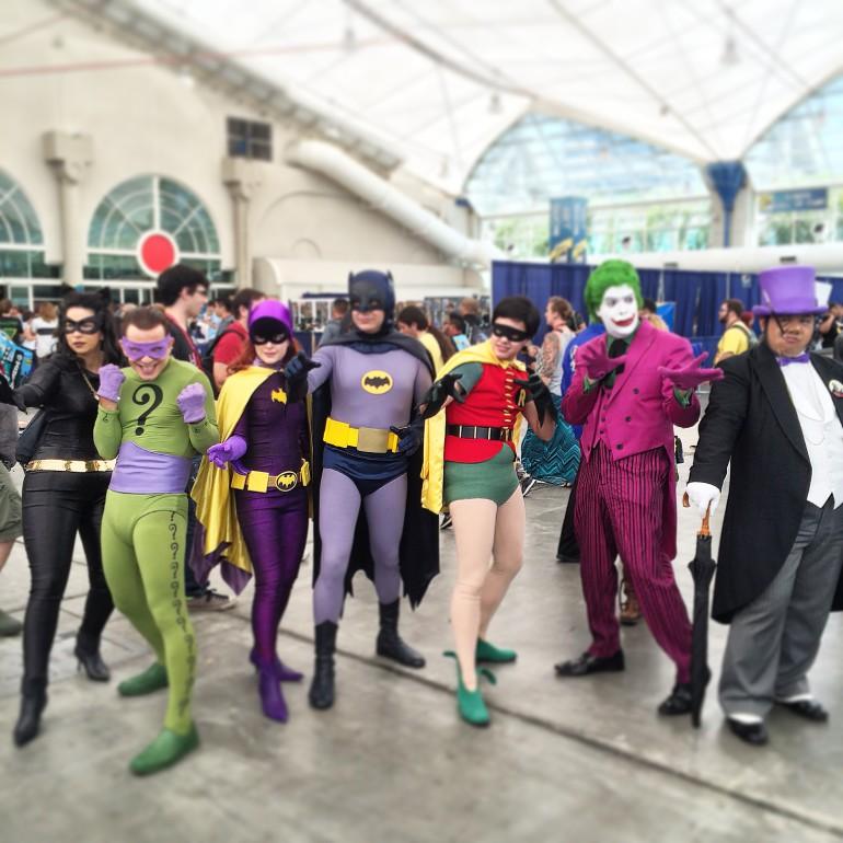 Comic-Con 2014