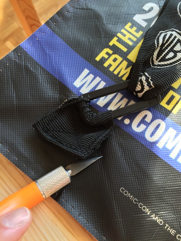 cutter - sac Comic-Con