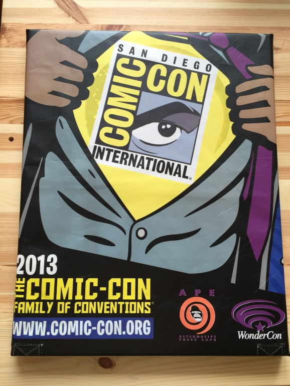 Comic-Con 2013 Toile