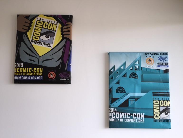 Comic-Con sacs toile