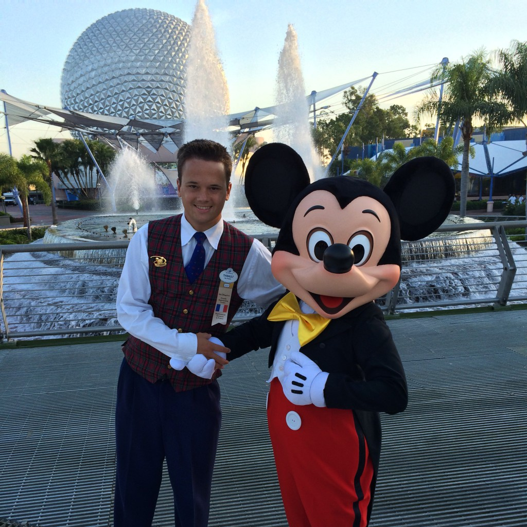 Guest Relations & Mickey