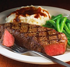 Hard Rock Café - New-York Strip Steak