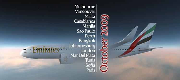 Emirates - Open Days