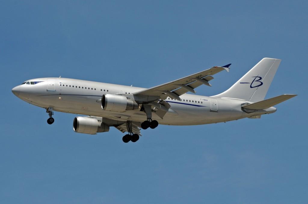 Blue Line - A300