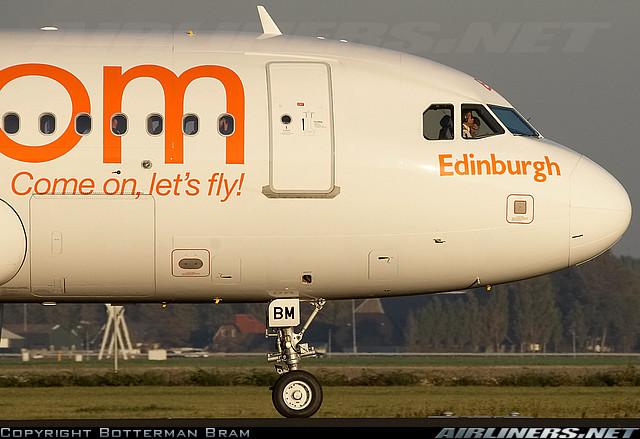 easyJet - A319