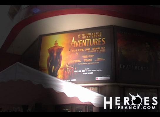 Heroes - Jules Verne Aventures Paris