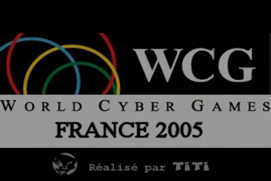 World Cyber Games France 2005