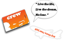 easyJet – A french cabin crew