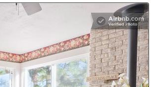 Airbnb verified photo