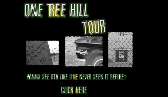 One Tree Hill Tour